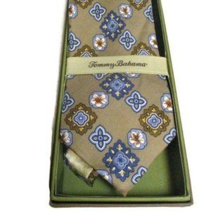 Tommy Bahama Floral Neck Tie New